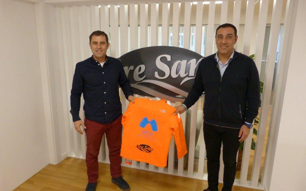 AireSano apoya al Club de Esquí Teruel Mudéjar